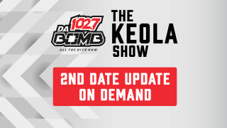 Click to listen to The Keola Show 2nd Date Update On Demand